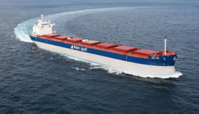 Shipping Giant Bahri